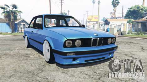 BMW M3 (E30) [replace] для GTA 5