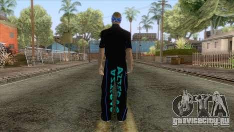 New Aztecas Skin 3 для GTA San Andreas третий скриншот