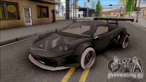 Rocketbunny Turismo v2 для GTA San Andreas