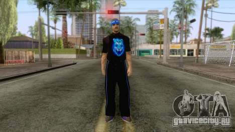 New Aztecas Skin 3 для GTA San Andreas второй скриншот
