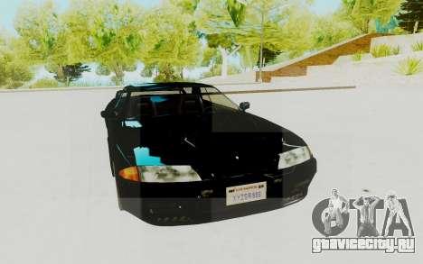 Nissan Skyline GT R32 для GTA San Andreas