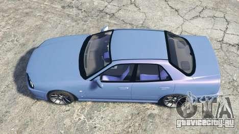 Nissan Skyline GT sedan (ER34) [replace]