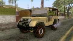 Zastava AR55 Off Road для GTA San Andreas
