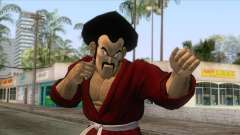 Dragon Ball - Mr. Satan Skin для GTA San Andreas
