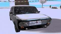 ВАЗ 2101 чёрный для GTA San Andreas