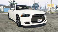 Dodge Charger SRT8 (LD) 2012 [replace]