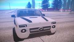 Lada 4x4 для GTA San Andreas