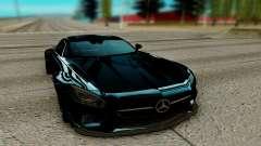 Mercedes AMG GTR для GTA San Andreas