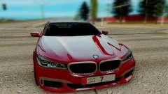 BMW 760 Li для GTA San Andreas