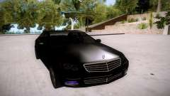 Mercedes-Benz C Class для GTA San Andreas