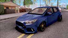 Ford Focus RS 2017 Fifteen52 Bodykits для GTA San Andreas