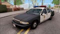 Chevrolet Caprice 1991 R.P.D. для GTA San Andreas