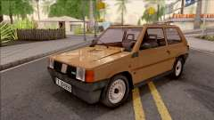 Fiat Panda Supernova для GTA San Andreas