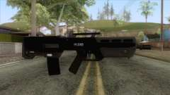 GTA 5 - Advanced Rifle для GTA San Andreas