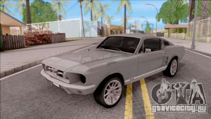 Ford Mustang Fastback 1968 для GTA San Andreas