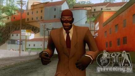 Team Fortress 2 - Spy Skin v2 для GTA San Andreas