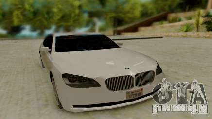 BMW 7 Series 750Li xDrive для GTA San Andreas