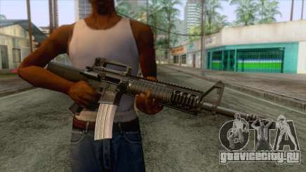 M16A4 Assault Rifle для GTA San Andreas