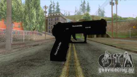 GTA 5 - Combat Pistol для GTA San Andreas