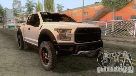 Ford Raptor 2017 Race Truck для GTA San Andreas