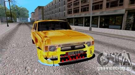 Москвич 412 Сияющий Хищник для GTA San Andreas