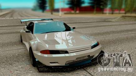 Nissan Skyline R32 GTR для GTA San Andreas