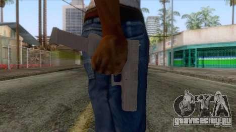 Glock 18C Pistol для GTA San Andreas