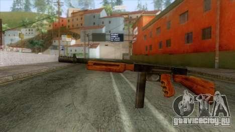 Volstead SMG Rifle для GTA San Andreas