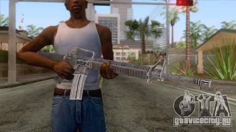 M16A2 Assault Rifle v3 для GTA San Andreas