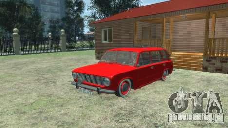 ВАЗ-2102 Resto (beta) для GTA 4