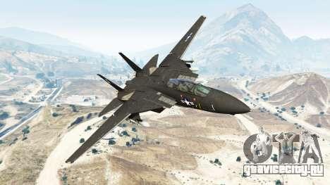 Grumman F-14D Super Tomcat [replace] для GTA 5