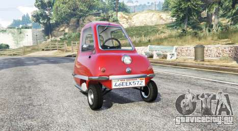 Peel P50 v1.1 [replace] для GTA 5