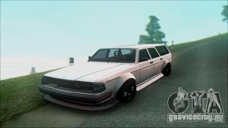Volvo 945 для GTA San Andreas