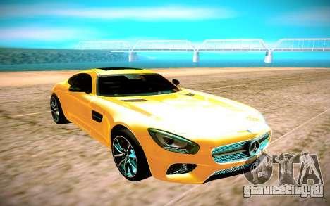 Mercedes-Benz AMG GT S для GTA San Andreas
