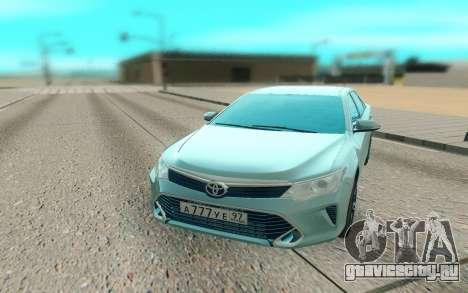 Toyota Camry V55 для GTA San Andreas