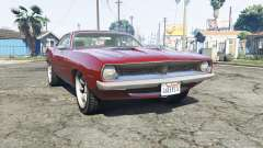 Plymouth Barracuda 1970 v2.0 [replace]