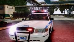 Ford Crown Victoria NYPD [ELS]