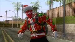 Christmas Skin 1 для GTA San Andreas