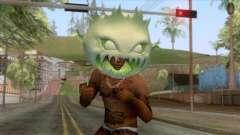 Final Fantasy Mobius - Oglock Skin v8 для GTA San Andreas