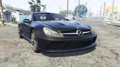 Mercedes-Benz SL 65 AMG (R230) v1.2 [replace] для GTA 5