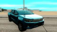 Toyota Hilux Sr5 2017 для GTA San Andreas