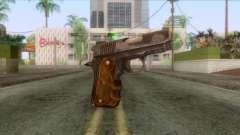 The Last of Us - 9mm Pistol для GTA San Andreas