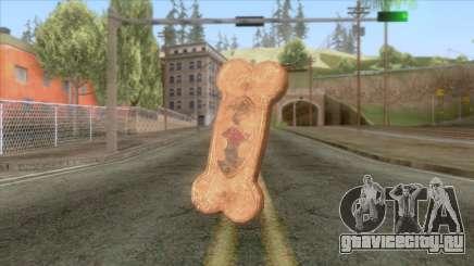 Injustice 2 - Harley Quinn Weapon 6 для GTA San Andreas