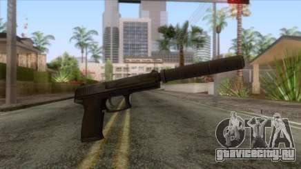 Heckler & Koch MK23 Silenced для GTA San Andreas