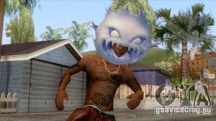 Final Fantasy Mobius - Oglock Skin v6 для GTA San Andreas