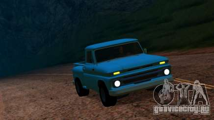 Chevrolet C10 Stepside Pickup 1965 для GTA San Andreas