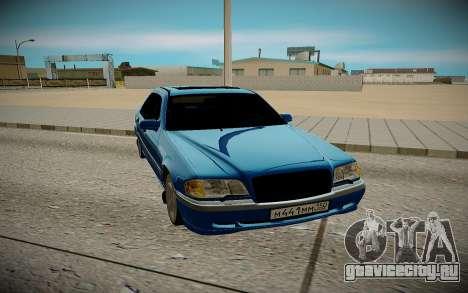 Mercedes-Benz C230 для GTA San Andreas