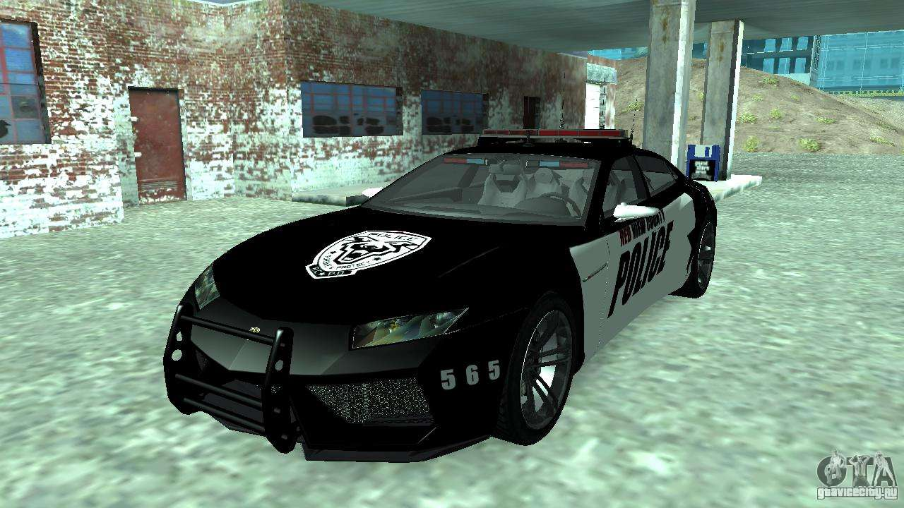 lamborghini estoque concept nfs police custom gta san andreas. Black Bedroom Furniture Sets. Home Design Ideas