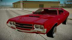 Chevrolet Chevelle 1972 для GTA San Andreas