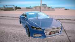 Audi TTS для GTA San Andreas